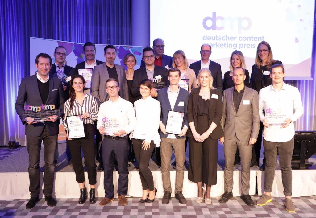 Die Sieger des DCMP 2017