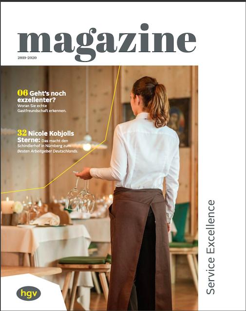 HGV-magazine Service Excellence