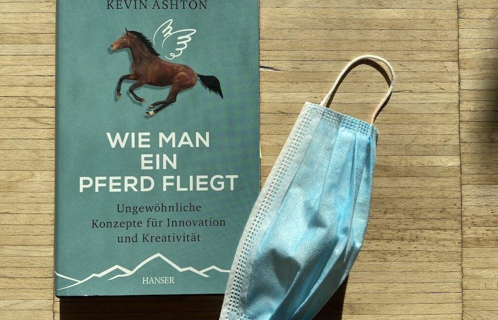 Buch Wie man ein Pferd fliegt